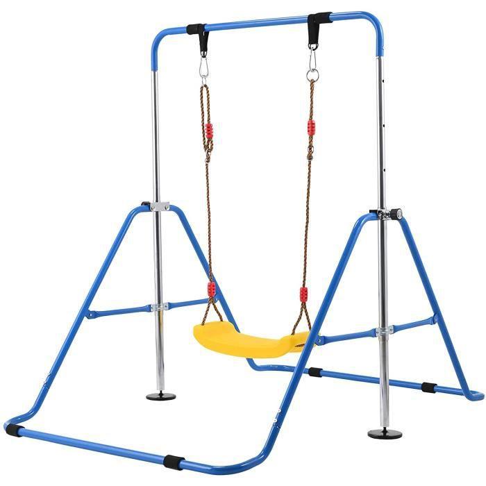 Barres d'Entraînement de Gymnastique pour Enfants, Barre de Traction pour Enfant, Gymnastique Barre Horizontale, Barre Fitness