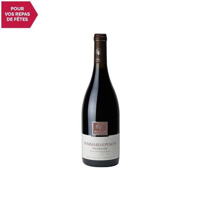 Pommard 1er Cru Les Epenots Rouge 2018 - 75cl - Domaine Parigot Père et Fils - Vin AOC Rouge de Bourgogne - Cépage Pinot Noir