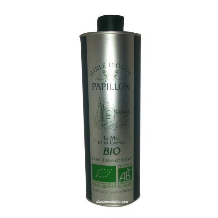 Huile d'olive - Papillon 1L