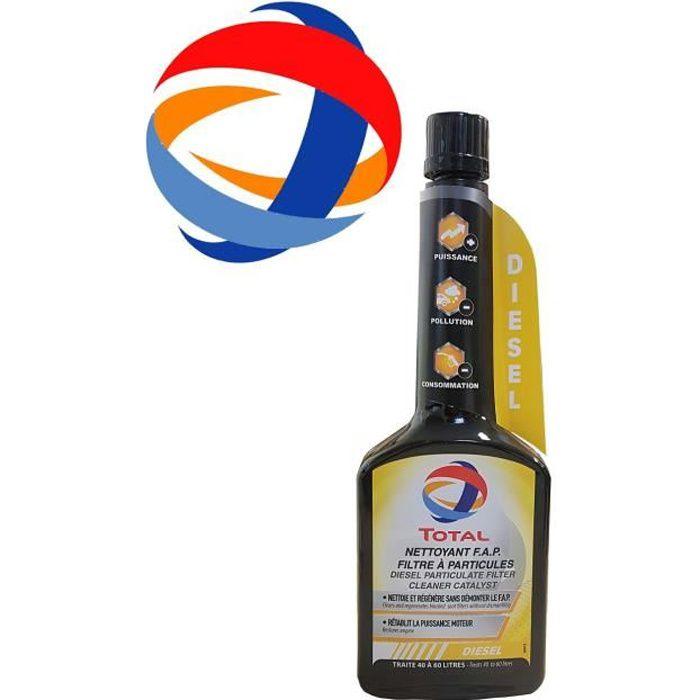Nettoyant Additif Filtre A Particule, FAP Moteur Diesel Total