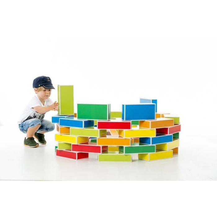 Briques de construction BUNTBOX