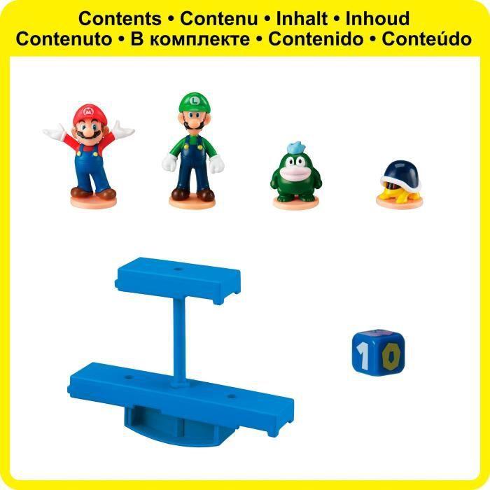 EPOCH - 7359 - Super Mario Balancing Game Mario/Luigi