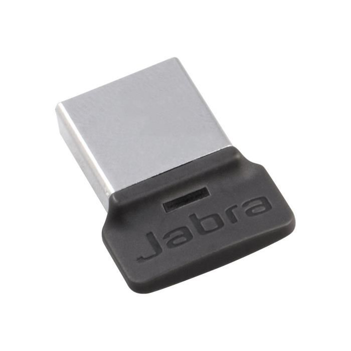 Gn Audio Adaptateur Bluetooth Jabra Link 370 Uc Bluetooth 4.2 pour Ordinateur de Bureau/Notebook Usb 2.0 Externe