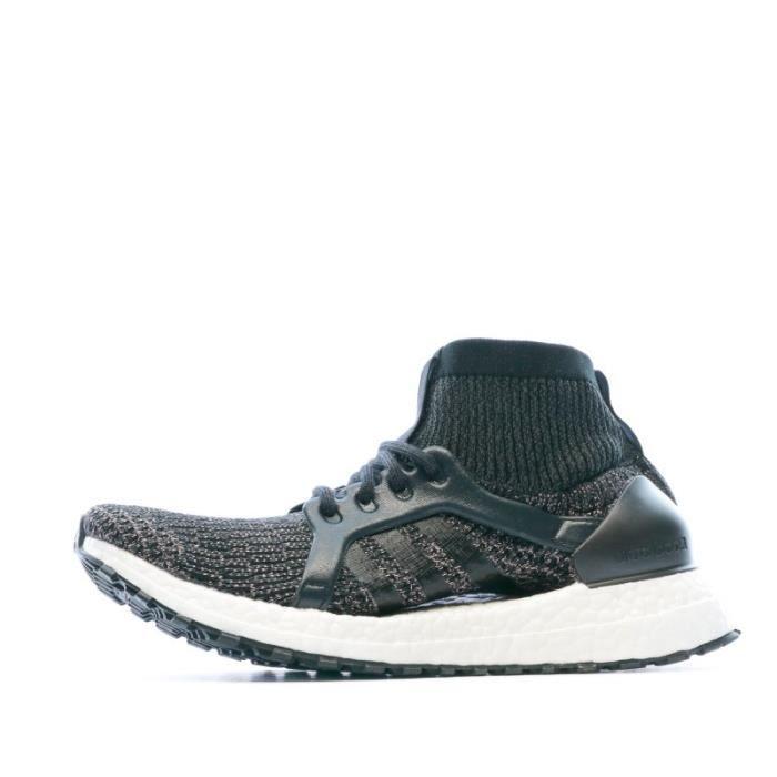 UltraBOOST X All Terrain Chaussures de Running Noir Femme Adidas
