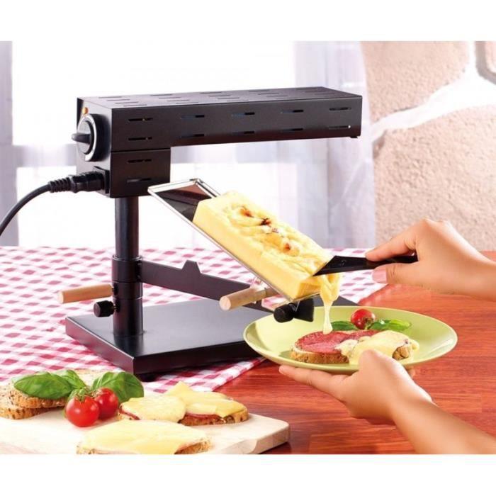 Appareil à raclette traditionnel 600 W
