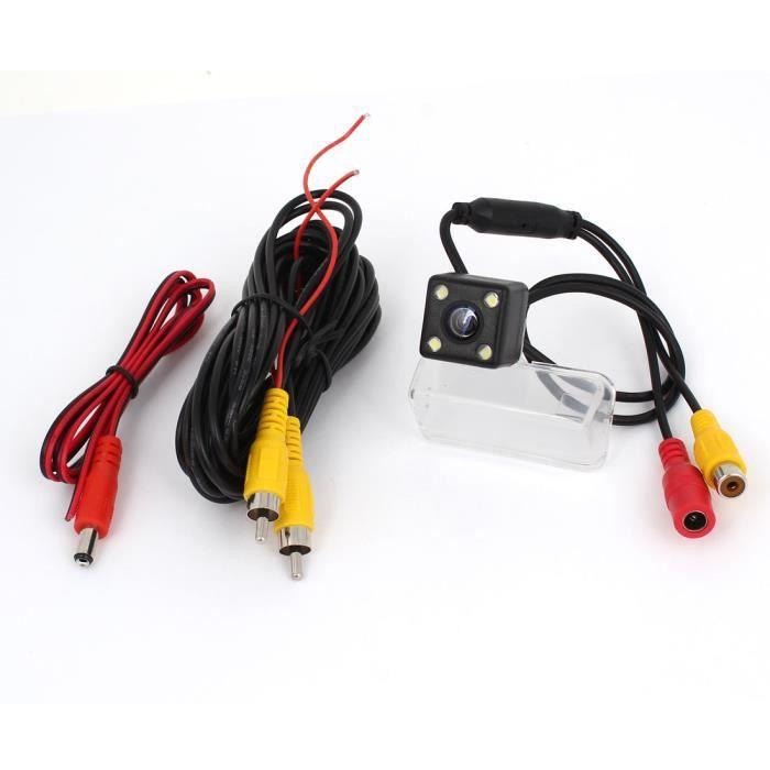 RADAR DE RECUL - CAMERA DE RECUL LED CCD Auto Camionette Imperméable Caméra De Recul