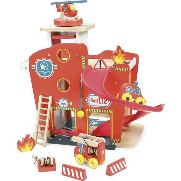 VILAC - VILACITY / Caserne de pompier