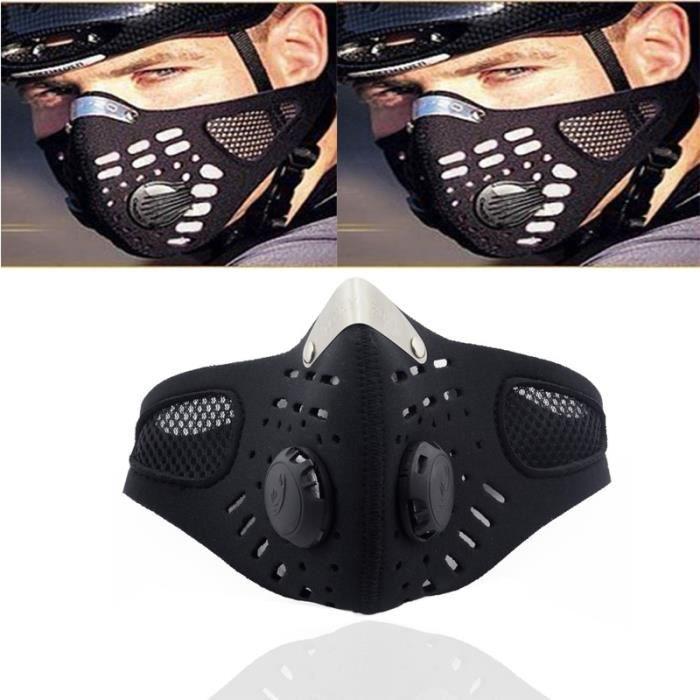 masque bouche anti pollution