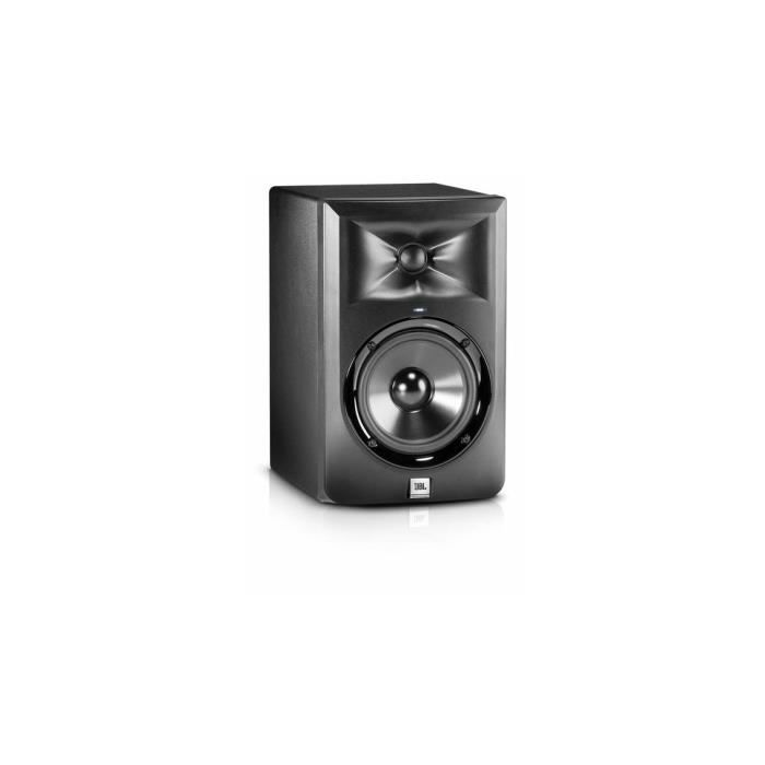 enceinte monitoring home studio amplifi e 82 watts jbl. Black Bedroom Furniture Sets. Home Design Ideas