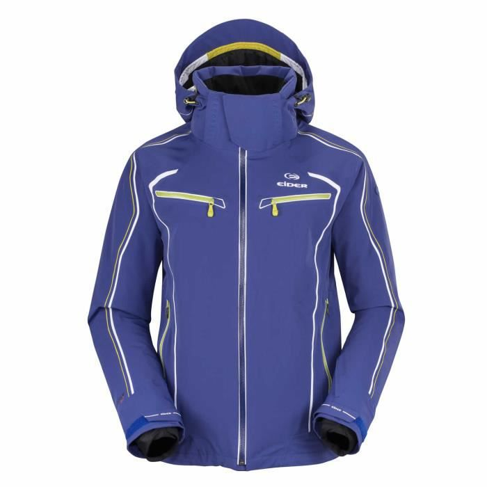veste de ski homme eider saporo bleu bleu achat vente. Black Bedroom Furniture Sets. Home Design Ideas