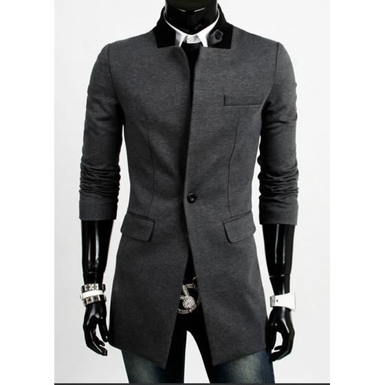 Photo Achat Cdiscount Vente Caban Veste Color Manteau EwxYqdxZF