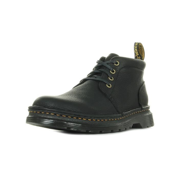 Boots Dr Martens Lea Black Grizzly