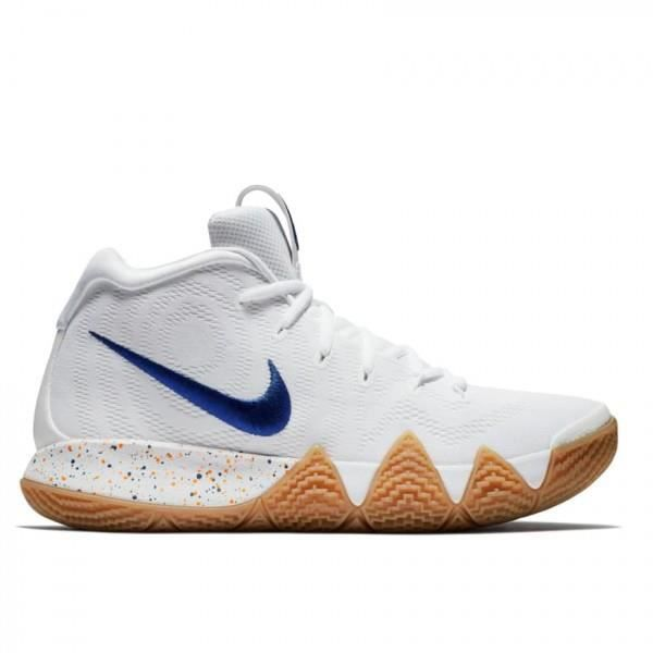 Chaussures de Basketball Nike Kyrie 4 Uncle Drew GS blanc