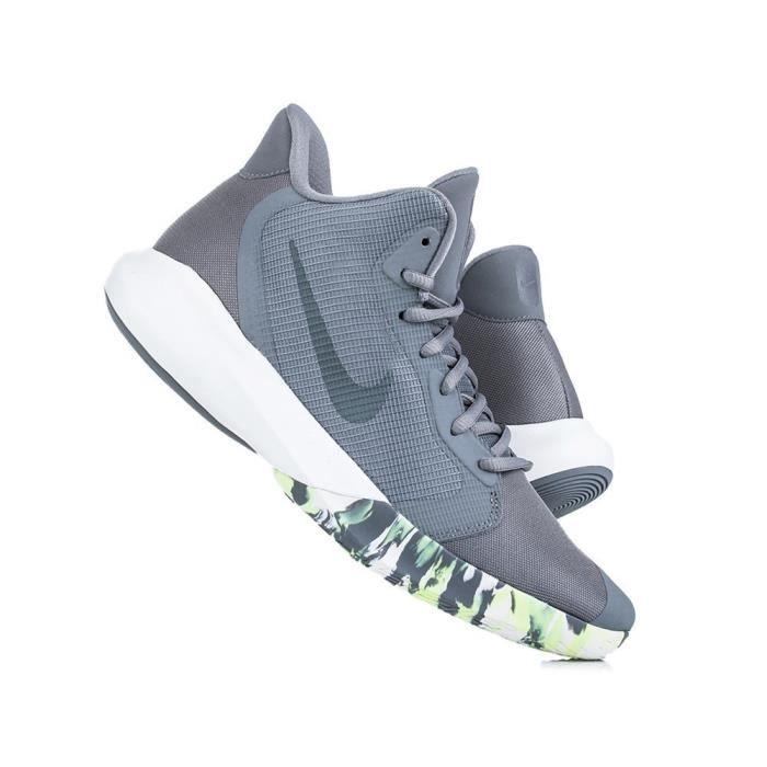 reaccionar primer ministro jamón  Baskets Nike Precision Iii 42 Gris - Achat / Vente basket - Soldes sur  Cdiscount dès le 20 janvier ! Cdiscount