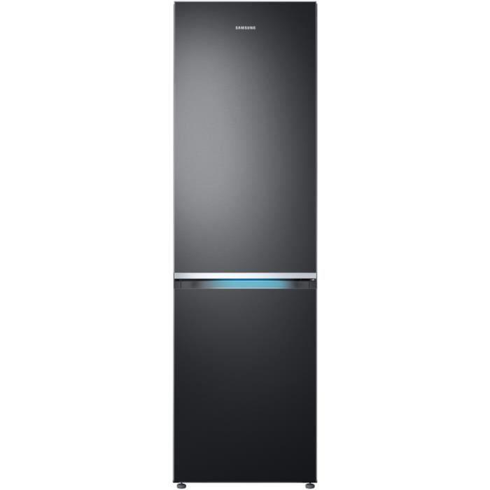 RÉFRIGÉRATEUR CLASSIQUE Réfrigérateur combiné Samsung RB41R7737B1 • Réfrig