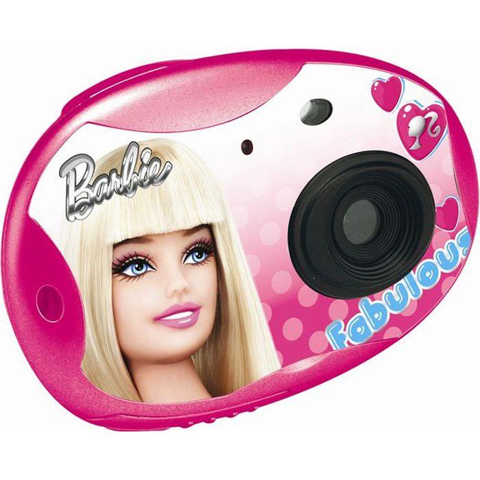 Lexibook Barbie Appareil Photo Numérique