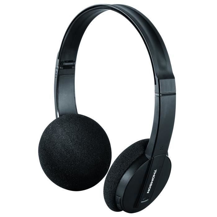 THOMSON WHP-6005BT Casque micro Bluetooth