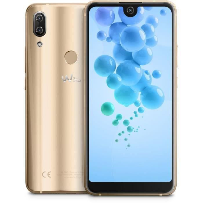 Wiko View 2 Pro Gold