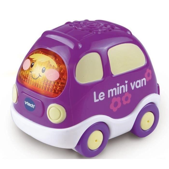 VTECH - Tut Tut Bolides - Erwan Le Mini Van Violet