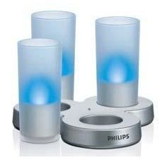 PHILIPS Imageo CANDLE LIGHT Bleu
