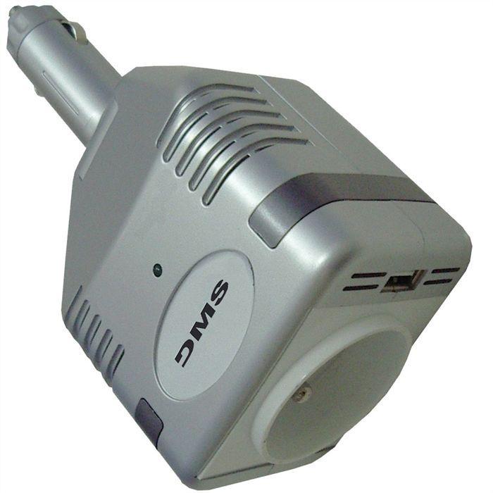 Convertisseur 12V/230V USB 150W