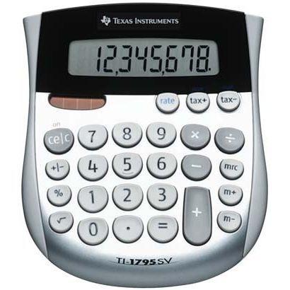 TEXAS INSTRUMENTS Calculatrice de Poche LEXIBOOK C12