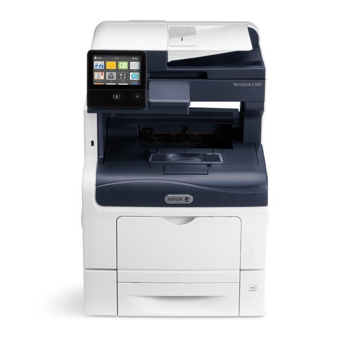 Xerox Imprimante multifonction Versalink C405n Laser Couleur Ethernet A4 Garantie à vie