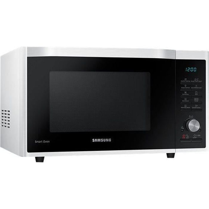 MICRO-ONDES SAMSUNG MC32J7035AW/EF Micro-ondes combiné - Blanc