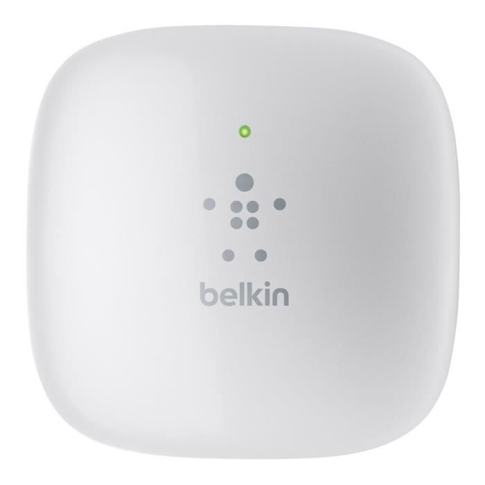 belkin amplificateur wifi ultra compact n300 prix pas cher cdiscount. Black Bedroom Furniture Sets. Home Design Ideas