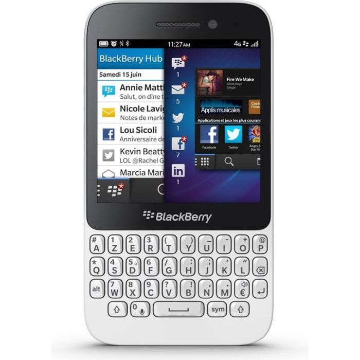telephonie telephone mobile smartphones lf  blackberry