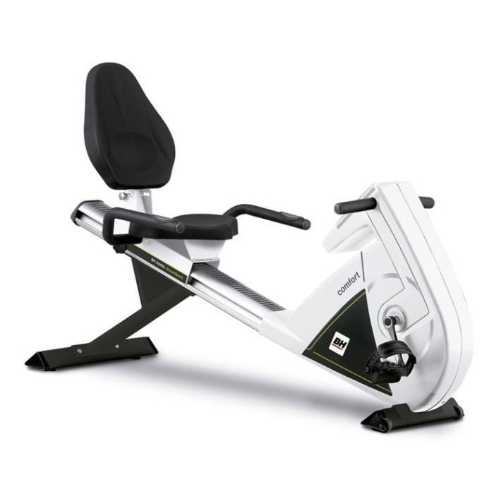Bh fitness v lo assis comfort evolution prix pas cher cdiscount - Velo d appartement assis ...