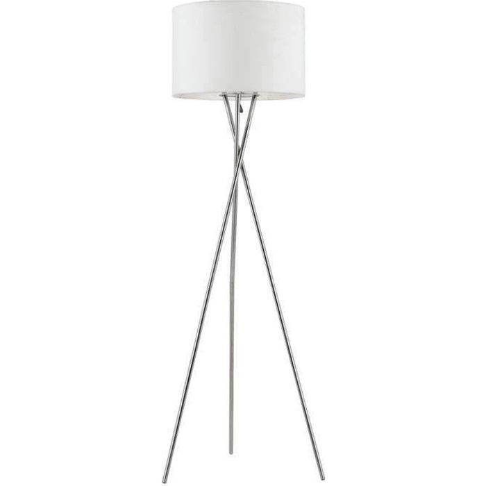 mikado lampadaire blanc tr pied hauteur 160 cm achat vente mikado lampadaire blanc pied. Black Bedroom Furniture Sets. Home Design Ideas
