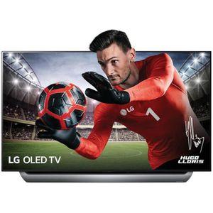 """Téléviseur LCD LG 55C8 TV OLED 4K HDR Dolby Vision 55"""" (139 cm) -"""