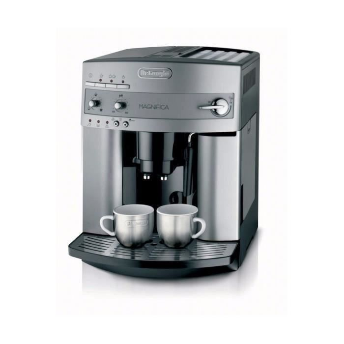 destockage delonghi esam 3200 s machine expresso. Black Bedroom Furniture Sets. Home Design Ideas