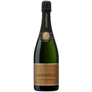 CHAMPAGNE Champagne GH Martel Blanc de Blancs AOC
