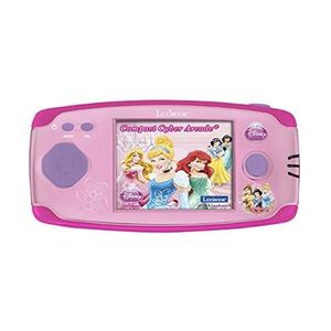ACCESSOIRE DE JEU LEXIBOOK - Disney Princesses - Compact Cyber Arcad