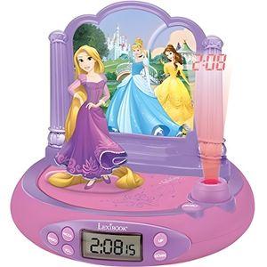 RÉVEIL ENFANT LEXIBOOK - Disney Princesses Raiponce - Radio Réve