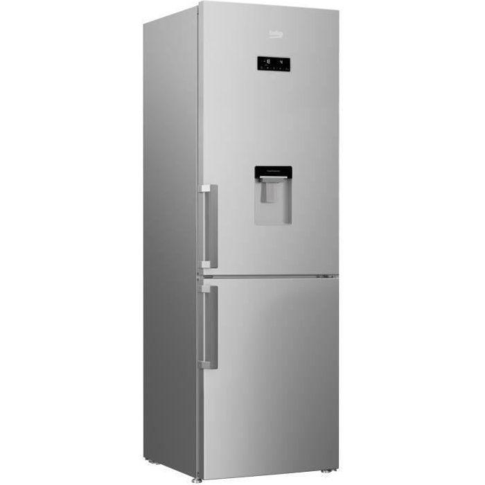 Réfrigérateur Congélateur Beko CDA539FS Porte de