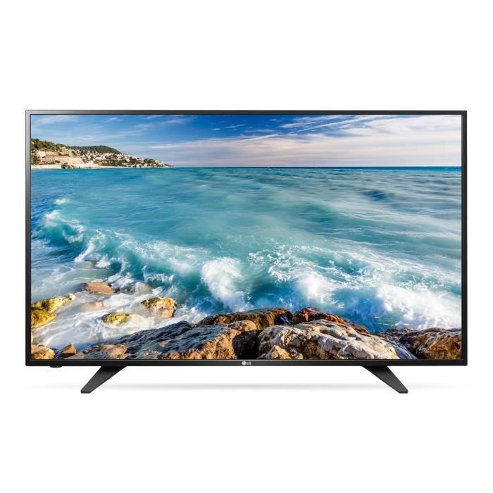 destockage lg 43lh500t tv led full hd 108cm 43 hdmi noir t l viseur led au meilleur. Black Bedroom Furniture Sets. Home Design Ideas