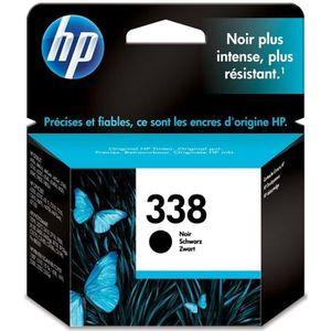 CARTOUCHE IMPRIMANTE HP 338 cartouche d'encre noire authentique pour HP
