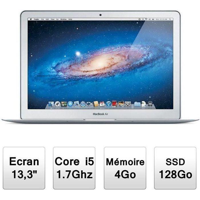 ORDINATEUR PORTABLE APPLE MacBook Air MC965F/A