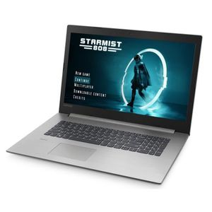 "Achat PC Portable PC Portable Gamer - LENOVO Ideapad 330-17ICH - 17,3"" FHD - i5-8300H - RAM 8Go - Stockage 1To HDD + 128Go SSD - GTX 1050 4Go - W10 pas cher"