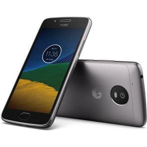 SMARTPHONE Motorola Moto G5 Double SIM 16 Go Lunar Grey
