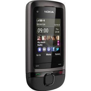 Téléphone portable Nokia C2-05 Gris