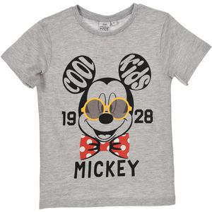 T-SHIRT MICKEY T-shirt manches courtes Garçon 100% Coton G