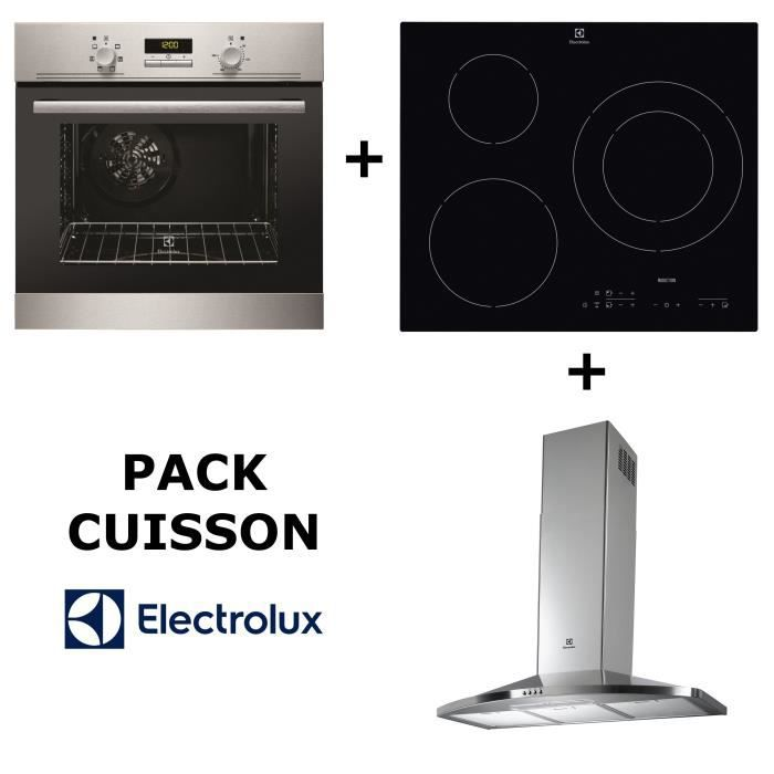 Electrolux pack cuisson four multifonction pyrolyse electrom nager - Four electrolux pyrolyse ...