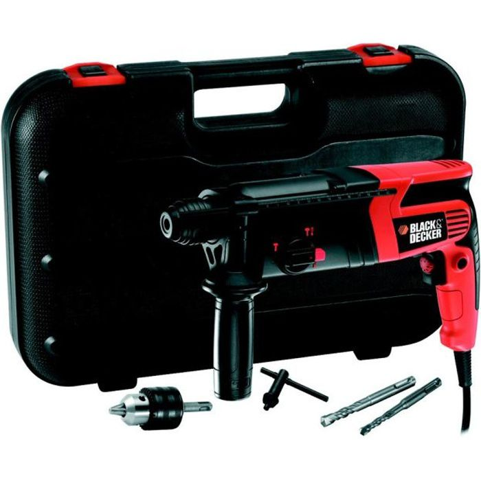 Perceuse 850w black et decker