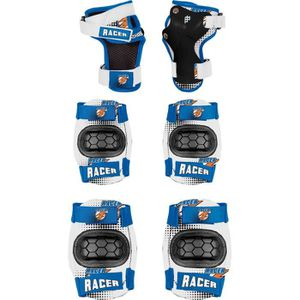KIT PROTECTION STREET TEENS Ensemble Protections Rollers / Vélo -