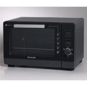 MINI-FOUR - RÔTISSOIRE BRANDT FC405MHB Four Compact multifonction - 40L -