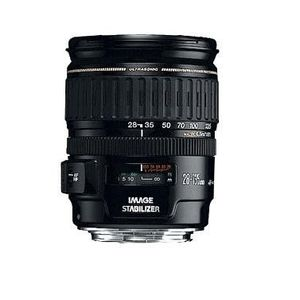 OBJECTIF CANON EF 28-135mm f/3.5-5.6 IS USM
